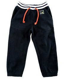 Cherry Crumble California Track Pant - Midnight Blue