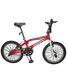 Cosmic Stunt Plus BMX Bicycle Red - 20 Inches