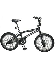 Cosmic Stunt Plus BMX Bicycle Black - 20 Inches