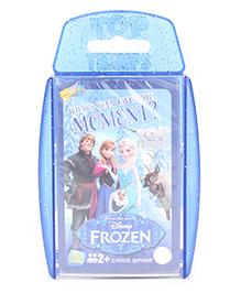 Top Trumps Disney Frozen Card Games - 30 Cards