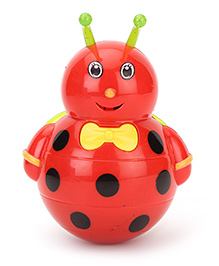 Kumar Toys Roly Poly Toy - Red