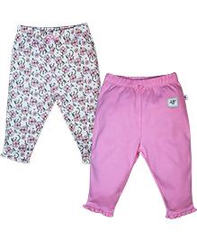 FS Mini Klub Full Length Pant Set of 2 - Multi Color