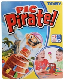 FUNSKOOL Tomy - Pic Pirate