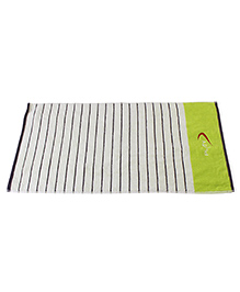 Trident Play Kids Stripes Towel - Multicolor