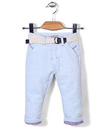 Little Denim Store Slim Fit Pant - Blue - 867046