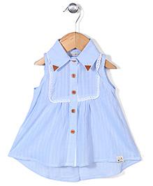 Kidsplanet Shirt Style Top - Blue