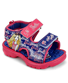Barbie Sandals- Blue And Pink
