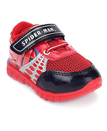 Marvel Spider Man Casual Shoes - Red