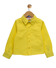 Budding Bees Smart Shirt - Yellow