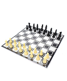 Ratnas Little Chess & Ludo 2 in 1 Game
