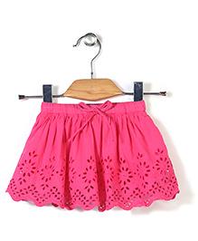 Vitamins Hakoba Skirt - Pink