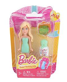 Barbie Birthday Series August Doll - 8 cm