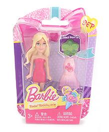Barbie Birthday Series Doll September - 8 cm