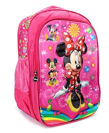 Disney Minni School Bag - Pink