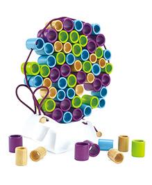 Hape Wooden Muuli - Multicolor