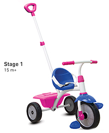 Smartrike Tricycle Fun - Multicolor