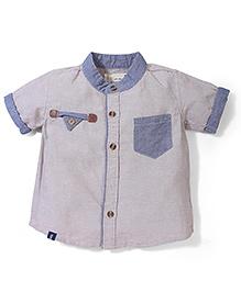 Kidsplanet Classy Shirt - Grey
