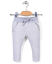 Elite Fashion Stylish Pants - Grey
