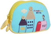 Kids Bag - A Windy Day For Me