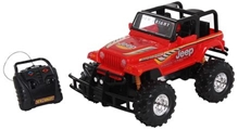 New Bright - Full Function Rubicon RC Jeep