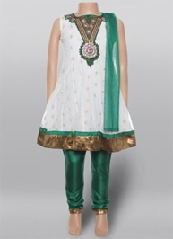 Salwar Suit With Dupatta