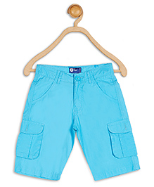 612 League Cargo Shorts - Turquoise Blue