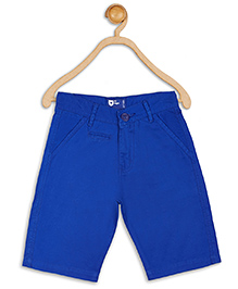 612 League Basic Twill Shorts - Blue