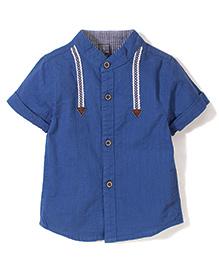 Little Star Classic Shirt - Blue