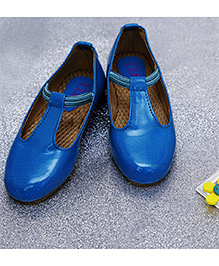 D'chica Stylish Summer Shoes -  Blue