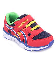 Season Bear Sporty Shoes - Red