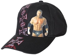 WWE - Black Printed Cap