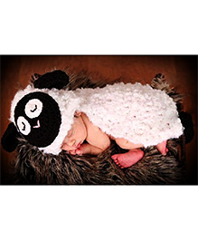 The Original knit Sheep photoprop - White