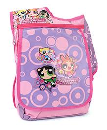 LA Plazeite Power Puff Girls Sling Bag Pink - 16 Inches