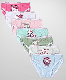 Hello Kitty Panties Set of 6 - Multi Color