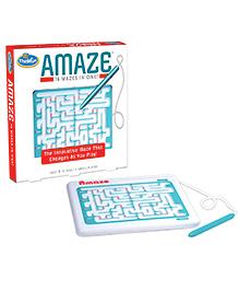 Thinkfun Amaze Game - 16 Mazes in One