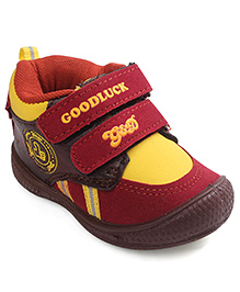 G & D Casual Shoes - Brown Red