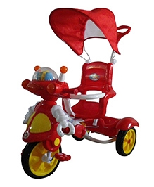 EZ' Playmates Deluxe Robot Tricycle - Red