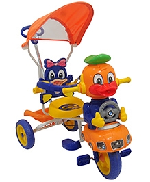 HLX NMC Duck Tricycle With Navigator - Blue