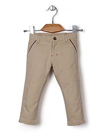Kidsplanet Stylish Pant - Khaki