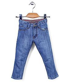 Little Denim Store Stylish Jeans - Blue