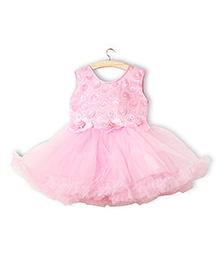 M'Princess Elegant Party  Dress - Pink