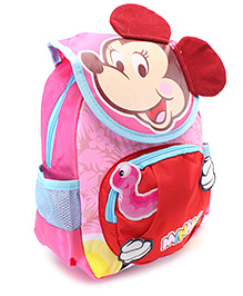 Disney Minnie Mouse School Backpack Pink - 11 inches