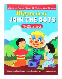 Big Book Of Join The Dots