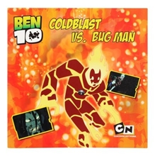 Coldblast Vs. Bug Man