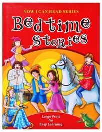 Bedtime Stories Large Print Easy Reading