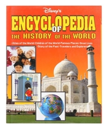 Disney Encyclopedia Of The History Of The World
