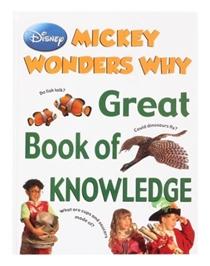 Disney Mickey Wonders Great Book of Knowledge