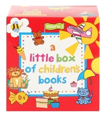 A Little Box Of Childrens Books