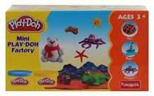 Funskool - Mini Play Doh Factory