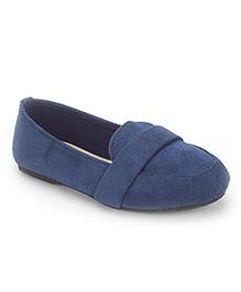 Bee Bee Classy Sandals - Navy Blue